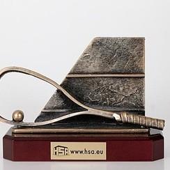 Trofee squash 16cm