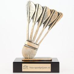 Trofee badminton 21cm