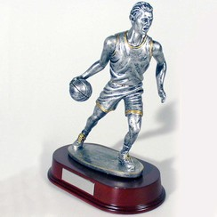 Figuur basketbal 23 cm