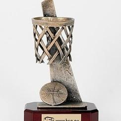 Trofee basketbal 23,5cm