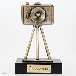 Trofee fotocamera 21,5cm