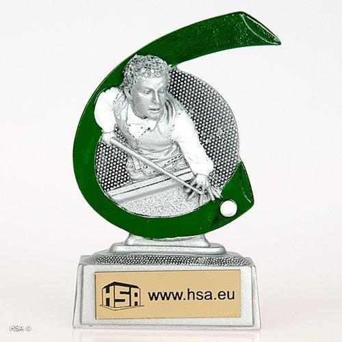 Trofee Biljart 10cm