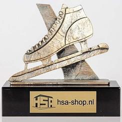 Trofee schaatsen 'Noren' 18,5cm