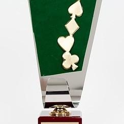 Trofee kaarten 26cm