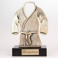 Trofee judo 21,5cm