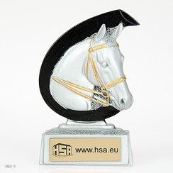 Trofee Paard 10cm