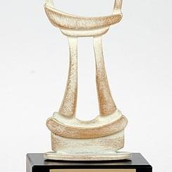 Trofee schaken 17cm