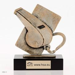 Trofee scheidsrechter 17,5cm