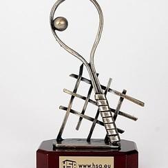 Trofee tennis 24,5cm