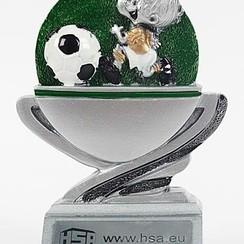 Figuur voetbal Wubke 9,5cm