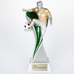 Trofee Voetballer Emilia 40 cm