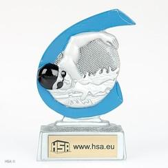 Trofee Zwemmen 10cm