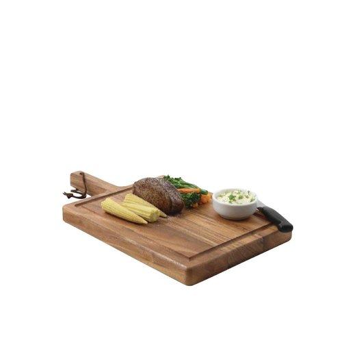 Toscaanse steakplank 25 x 17,5 cm