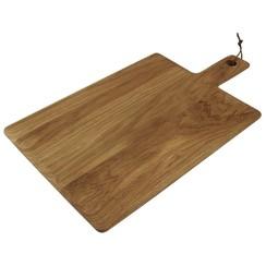 Eiken serveerplank 35 x 26 cm