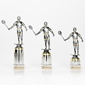Trofee badminton heren