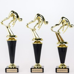 Trofee zwemmen dames