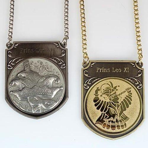 Medaille Corne 7x5,5cm