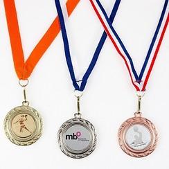 Medaille Vinda ø 4 cm
