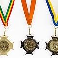 Medaille Midas cross 4,5cm