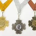 Medaille Micky cross 6cm
