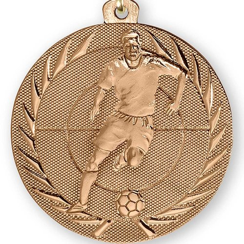 Medaille Voetbal Chase 5cm