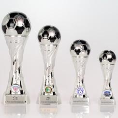 Trofee Voetbal Zilver