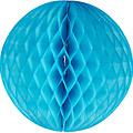 Decoratie bal Licht blauw brandveilig