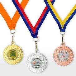 Medaille Valan ø 4,5 cm