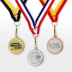 Medaille Varela ø 3,2 cm