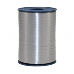 Cadeaulint zilver 500m x 5 mm