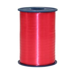 Cadeaulint rood 500 m x 5 mm