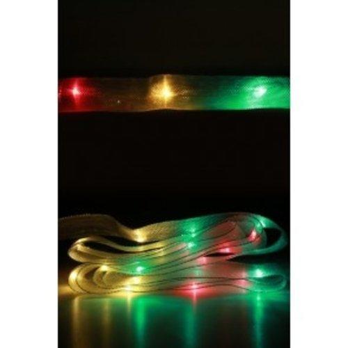 Decolint LED rood-geel-groen 2 m