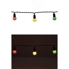 Lichtsnoer rood-geel-groen 5 m