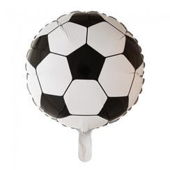 Folie ballon voetbal 46 cm