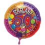 Folie ballon Sarah 43 cm