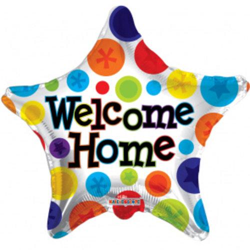 Globos Nordic Folie ballon Welcome Home 46 cm