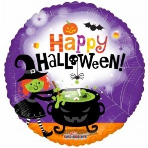 Globos Nordic Folie ballon Happy Halloween 46 cm