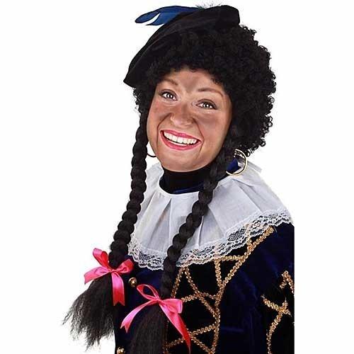 Pruik Piet dames