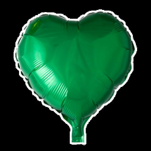 Globos Nordic Folie ballon hart groen 46 x 49 cm