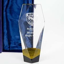 Trofee Kristal 22,5 cm