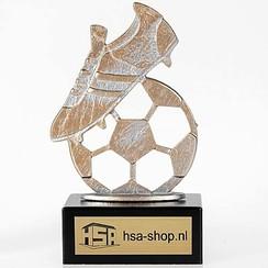 Trofee Voetbal 16,5 cm