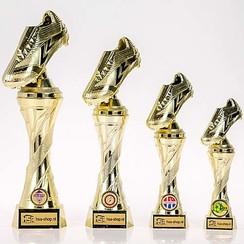 Trofee Voetbalschoen Heavy Goud