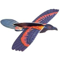 Zweefvliegtuig vogel 19 cm
