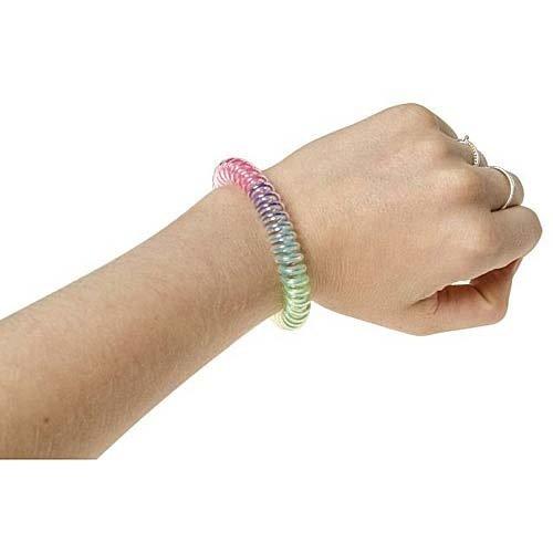 Armband spiraal