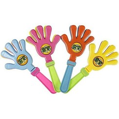 Klepperhand 24 cm
