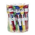 Balpen 4-kleuren 13,5 cm
