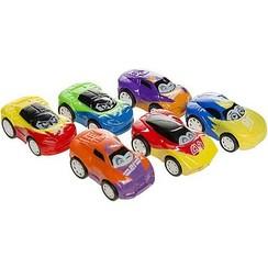 Race auto in zakje 5 cm