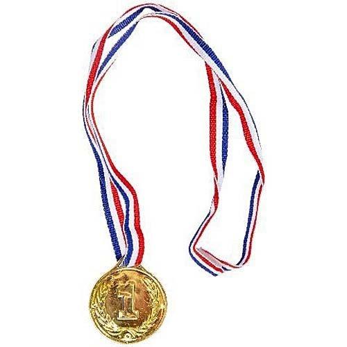 Medaille winnaar 8 stuks