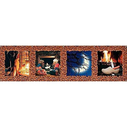 HSA Spandoek Sinterklaas sfeer 268 x 75 cm brandveilig