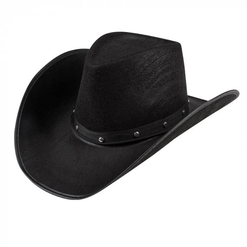 Boland BV Cowboyhoed Wichita zwart